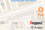Схема проезда до компании Best Way в Перми