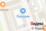 Схема проезда до компании Маджестик Трэвел в Перми