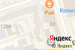 Схема проезда до компании ART STUDIO в Перми