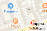 Схема проезда до компании LTLite в Перми