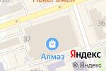 Схема проезда до компании Снежное королевство в Перми