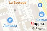 Схема проезда до компании Федерация комплексного единоборства Пермского края в Перми