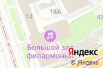 Схема проезда до компании Департамент общественной безопасности администрации губернатора Пермского края в Перми