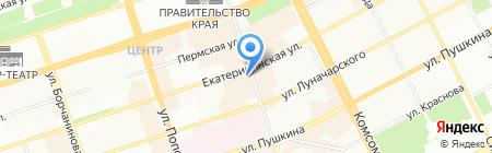 Skilltoyshop на карте Перми