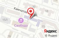 Схема проезда до компании Союз в Кировске