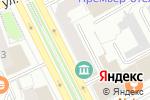 Схема проезда до компании Hookah Boss в Перми