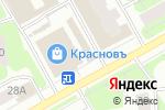 Схема проезда до компании Мастерская по ремонту обуви и изготовлению ключей на ул. Солдатова в Перми