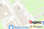 Схема проезда до компании Proзрение в Перми