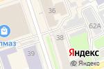 Схема проезда до компании Магазин табачной продукции в Перми
