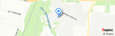 ЕвроСервис на карте Перми
