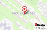Схема проезда до компании Пермьэксгидро в Перми