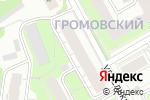 Схема проезда до компании ЖЭУ №10 в Перми