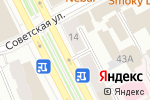 Схема проезда до компании Anna Maria в Перми