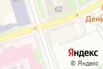 Схема проезда до компании Трейд59 в Перми