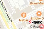 Схема проезда до компании Сотмаркет в Перми