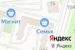 Схема проезда до компании Зеленый мир в Перми
