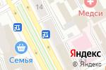 Схема проезда до компании JS selected в Перми