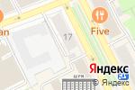 Схема проезда до компании Центр серебра в Перми