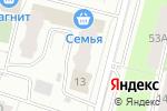 Схема проезда до компании Детский сад №291 в Перми
