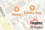 Схема проезда до компании Красная лента в Перми