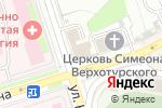 Схема проезда до компании СтройЗемНедвижимость-Пермь в Перми
