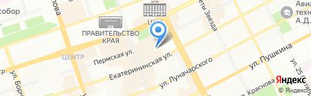 Платежный терминал БИНБАНК на карте Перми