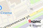 Схема проезда до компании Рем59.рф в Перми