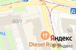 Схема проезда до компании Пермский региональный центр антикризисного управления в Перми