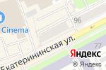 Схема проезда до компании Astrum в Перми