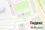 Схема проезда до компании СМАРТ в Перми