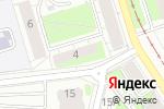 Схема проезда до компании Механошина, 4, ТСЖ в Перми