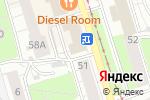 Схема проезда до компании TERKIN в Перми