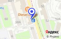 Схема проезда до компании РЕСТОРАН ПРИКАМЬЕ в Перми