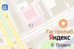 Схема проезда до компании Газпром межрегионгаз Пермь в Перми