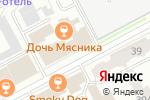 Схема проезда до компании БИЗНЕС-ГЕО в Перми