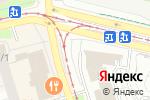 Схема проезда до компании Хмель Солод в Перми