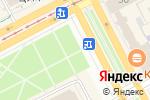 Схема проезда до компании Телефон.Ру в Перми