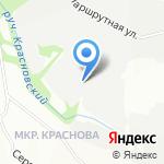 SD-сервис на карте Перми