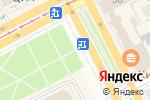 Схема проезда до компании Премьер в Перми