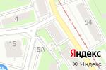 Схема проезда до компании Лагман в Перми