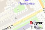 Схема проезда до компании Агентство финансового сопровождения в Перми
