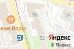 Схема проезда до компании АВГУР в Перми