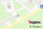 Схема проезда до компании Созвездие в Перми