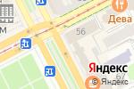 Схема проезда до компании 2 минуты в Перми