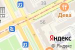 Схема проезда до компании Трактир на Покровской в Перми