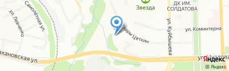 Markizaperm.ru на карте Перми