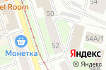 Схема проезда до компании Easy Photo в Перми
