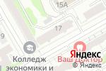 Схема проезда до компании Адвокатский кабинет Юркина О.В. в Перми