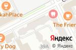Схема проезда до компании ИдеалСтройИндустрия в Перми