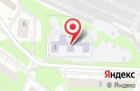 Схема проезда до компании Пирожковая в Ярославле